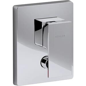 Смеситель для ванны Jacob Delafon Strayt (E98633-CP) смеситель для биде jacob delafon strayt e98338 cp