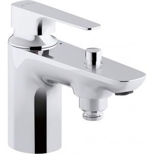Смеситель на борт ванны Jacob Delafon Aleo+ (E72321-CP) смеситель для ванны jacob delafon aleo e72287 cp