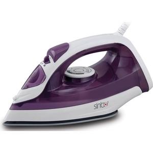 Утюг Sinbo SSI 6602, фиолетовый/белый