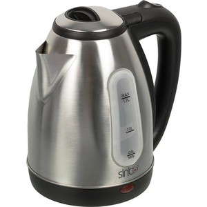 Чайник электрический Sinbo SK 7362, серебристый цена