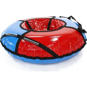 Тюбинг Hubster Sport Plus красный/синий, 105см (во4188-1/во4196-1) тюбинг hubster sport plus красный синий 90см во4188 3