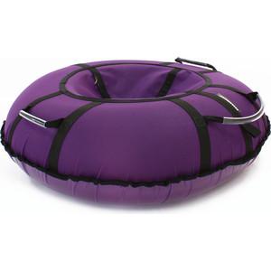 Тюбинг Hubster Хайп фиолетовый 120 см (во4281-3)