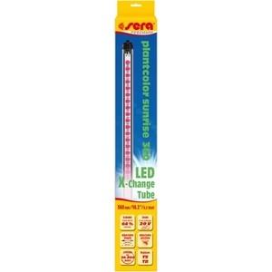 Лампа SERA PRECISION LED Plantcolor Sunrise светодиодная 4,3Вт 20В 36см для аквариумов лампа sera precision led cool daylight светодиодная 7 2вт 20в 36см для аквариумов