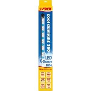 Лампа SERA PRECISION LED Cool Daylight светодиодная 7,2Вт 20В 36см для аквариумов лампа sera precision led cool daylight светодиодная 7 2вт 20в 36см для аквариумов