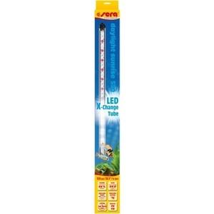 Лампа SERA PRECISION LED Daylight Sunrise светодиодная 16Вт 20В 52см для аквариумов лампа sera precision led cool daylight светодиодная 7 2вт 20в 36см для аквариумов