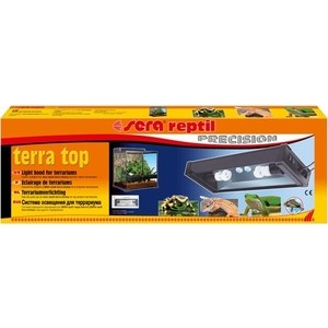 Светильник SERA PRECISION TERRA TOP Ligth Hood for Terrariums для террариумов