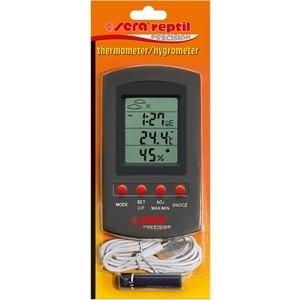 Термометр-гигрометр SERA PRECISION Thermometer / Hygrometer для террариумов household electronic thermometer hygrometer golden