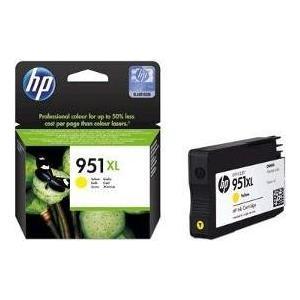 Картридж HP 951XL желтый (CN048AE) картридж hp 951xl cn046ae