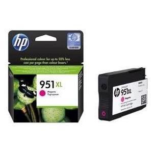 Картридж HP 951XL пурпурный (CN047AE)