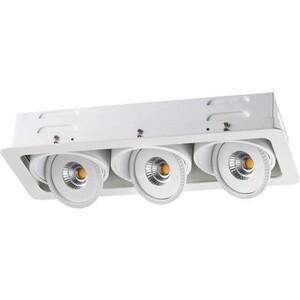 цена Встраиваемый светодиодный светильник Novotech 357582 онлайн в 2017 году