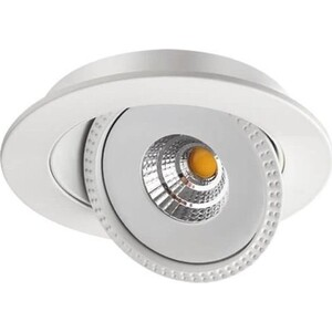 Встраиваемый светодиодный светильник Novotech 357576 встраиваемый светодиодный светильник novotech gesso 357581