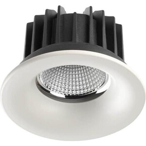 цена Встраиваемый светодиодный светильник Novotech 357603 онлайн в 2017 году