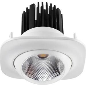 цена на Встраиваемый светодиодный светильник Novotech 357697