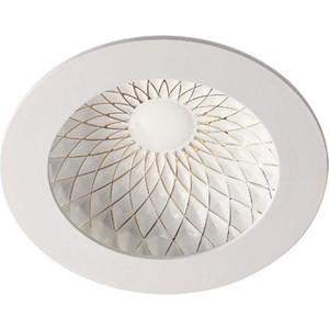 Встраиваемый светодиодный светильник Novotech 357504 novotech 357518 nt18 000 белый светильник ландшафтный светодиодный ip54 cob 2 3w 220 240v calle