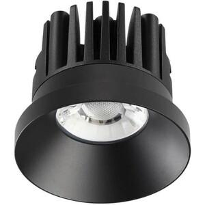 Встраиваемый светодиодный светильник Novotech 357586 встраиваемый светодиодный светильник novotech metis 357586
