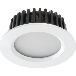 Встраиваемый светодиодный светильник Novotech 357600 встраиваемый светодиодный светильник novotech gesso 357581