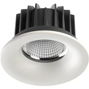 Встраиваемый светодиодный светильник Novotech 357602 встраиваемый светодиодный светильник novotech gesso 357581