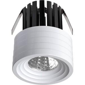 Встраиваемый светодиодный светильник Novotech 357699
