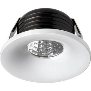 Встраиваемый светодиодный светильник Novotech 357700 встраиваемый светодиодный светильник novotech gesso 357581