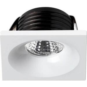 Встраиваемый светодиодный светильник Novotech 357701 встраиваемый светодиодный светильник novotech gesso 357581