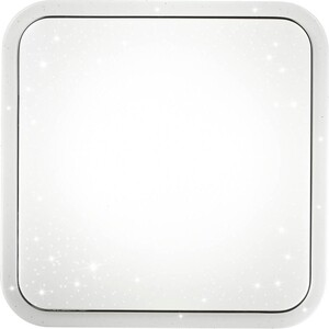 Потолочный светодиодный светильник с пультом Sonex 2014/F настенно потолочный светодиодный светильник с пультом ду sonex kvadri 2014 f