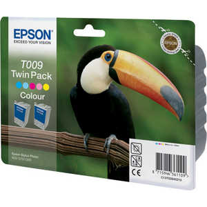 Картридж Epson Color Stylus Photo 1270/1290 Multipack (C13T00940210)