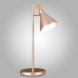 Настольная лампа Eurosvet 01012/1 перламутровое золото эмаль акриловая перламутровое золото р 117 0 4 л