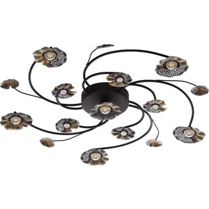 Потолочная светодиодная люстра MW-Light 280011611 ceiling lights mw light 280011611 lighting chandeliers lamp