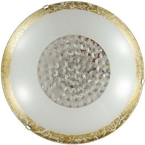Потолочный светодиодный светильник Sonex 2072/BL