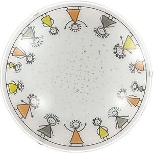 Потолочный светодиодный светильник Sonex 2068/BL накладной светильник kids 2068 bl