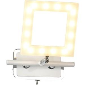 Светодиодный спот IDLamp 106/1A-LEDWhite спот j light 1325 1a