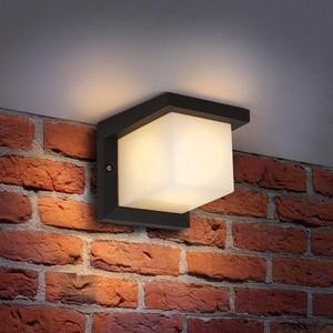 Уличный настенный светильник Elektrostandard 4690389106255 уличный настенный светильник elektrostandard 4690389076114