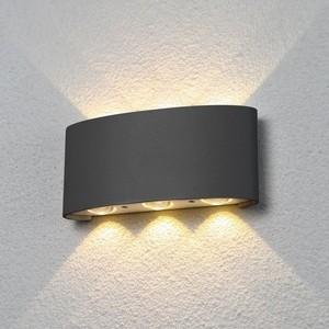Уличный настенный светодиодный светильник Elektrostandard 4690389106354