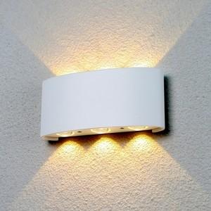 Уличный настенный светодиодный светильник Elektrostandard 4690389106361