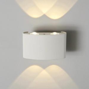 Уличный настенный светодиодный светильник Elektrostandard 4690389106347