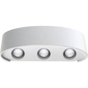 Уличный настенный светильник Novotech 357680