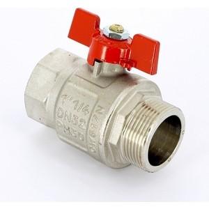 Кран Uni-Fitt шаровый ETALON 11/4 НР/ВР (111T5000) кран uni fitt шаровый etalon 11 4 нр вр с разъемным соединением 113l5000