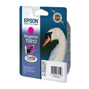 Картридж Epson Magenta Stylus Photo R270/R290/RX590 High (C13T11134A10) fast shipping print head for epson 1390 1400 1410 1430 r360 r380 r390 r265 r260 r270 r380 r390 rx580 rx590 printhead