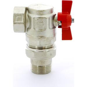 Кран ITAP шаровый IDEAL угловой 1 НР/ВР с разъемным соединением (298 1)