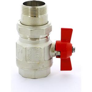 Кран ITAP шаровый IDEAL 11/4 НР/ВР с разъемным соединением (098 11/4') кран itap шаровый berlin газовый 3 4 вр 072 3 4