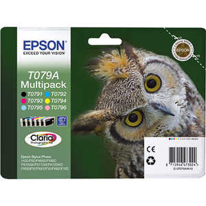 Картридж Epson T079A MultiPack (C13T079A4A10)