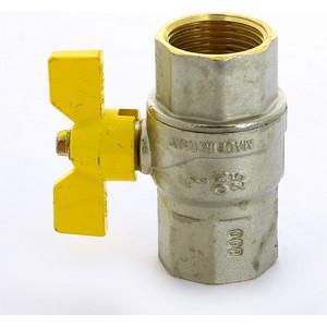Кран F.I.V. шаровый FUTURGAS газовый 1 ВР (80010101)