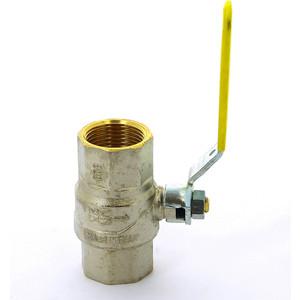 Кран F.I.V. шаровый FUTURGAS газовый 1 ВР (80010100)