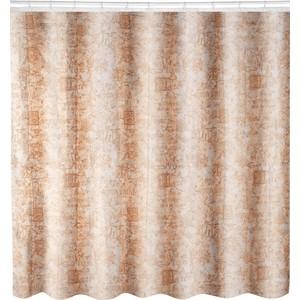 Штора для ванной Swensa 180х180 см, Антик, полиэстер (SWC-70-23)
