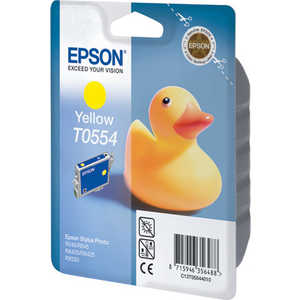 Картридж Epson Yellow Stylus Photo (C13T05544010)