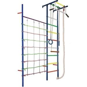 Детский спортивный комплекс Вертикаль Юнга 4.1 М турник широкий хват