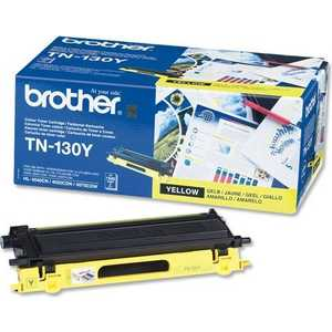Картридж Brother TN130Y
