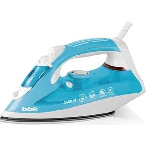 Утюг BBK ISE-2400 Бирюзовый утюг bbk ise 2200