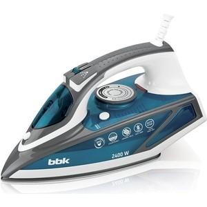 Утюг BBK ISE-2402 Синий утюг bbk ise 2200