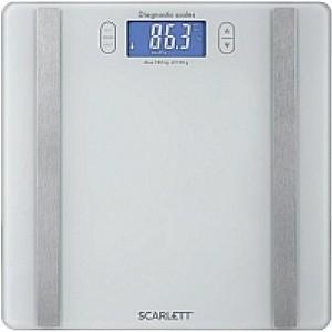 Фото - Весы напольные Scarlett SC-BS33ED85 бел весы напольные scarlett sc bs 33 e 090